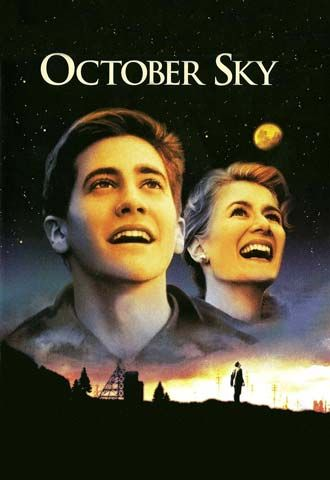 October Sky - Movie Poster
