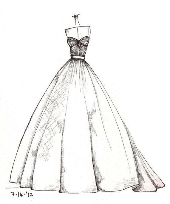 Dibujar Vestidos Buscar Con Google Bocetos De Moda En