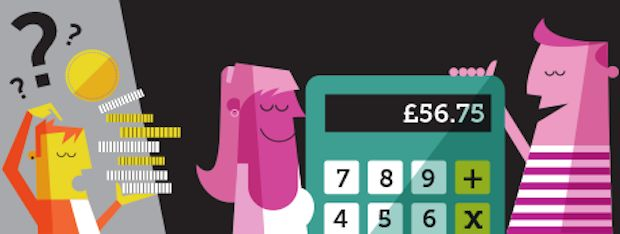 Money health check tool on Money Advice service... some really cool & useful tools on here to help keep stress free by keeping in control of your finances :)