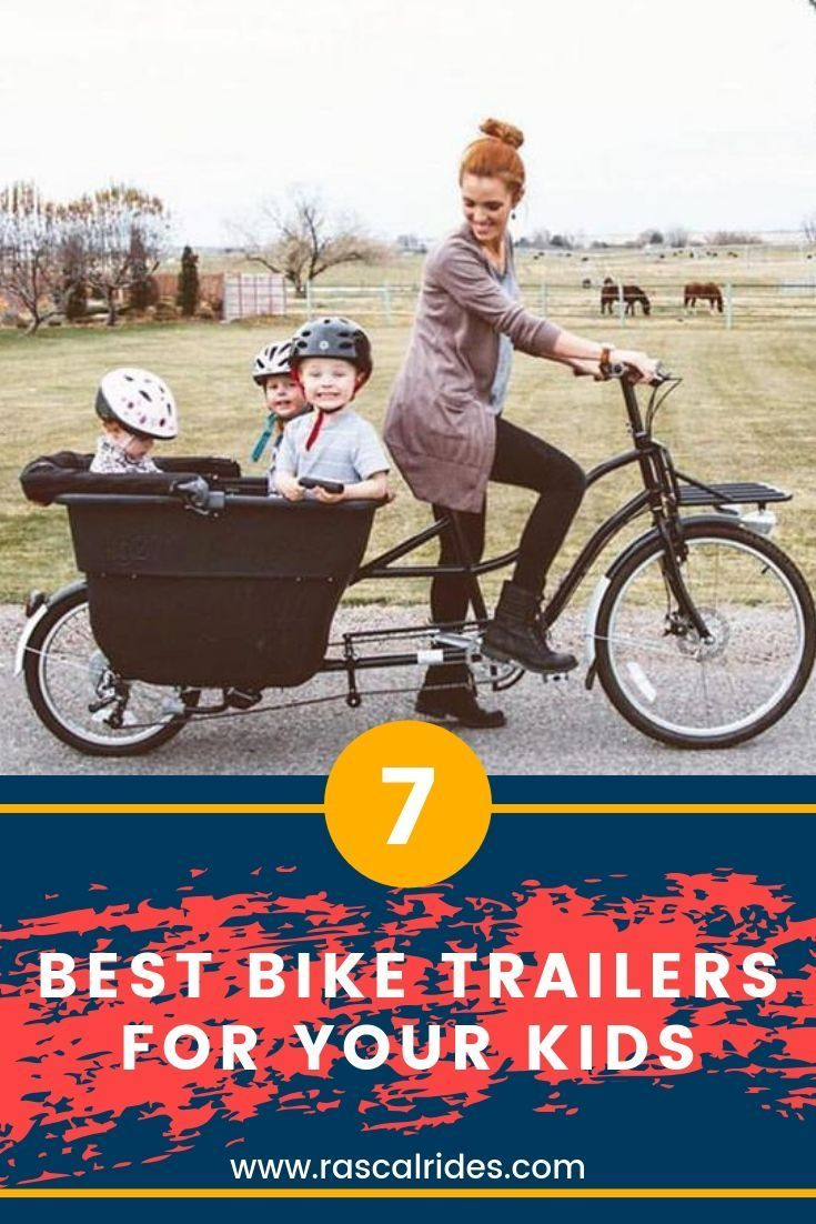 7 Best Bike Trailers For Your Kids 2020 Bike Trailer Child