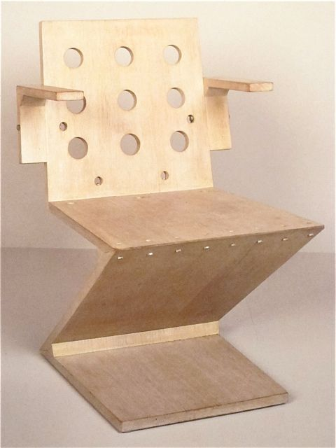 gerrit rietveld chairs you have probably never seen before, aka, gerrit reitveld is a genius