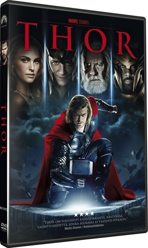 """Thor"" on DVD - I need it! For the God of Mischief's sake! ;)"