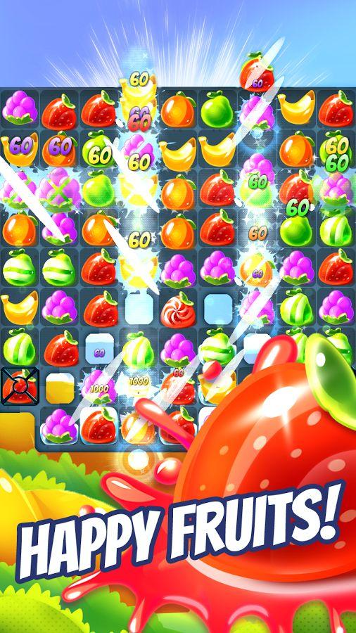 Juice Fruit Pop: Match 3 - screenshot