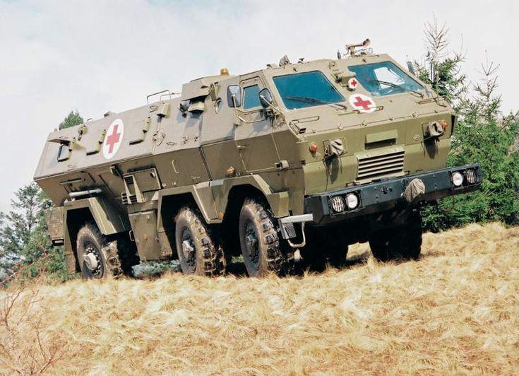 6x6 armored car concept - photo #20