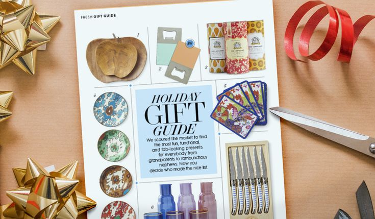 We've your last minute gift-giving ideas!