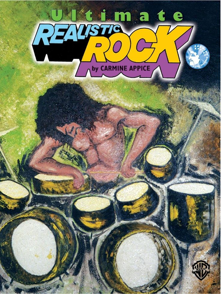 Ultimate Realistic Rock By Carmine Appice