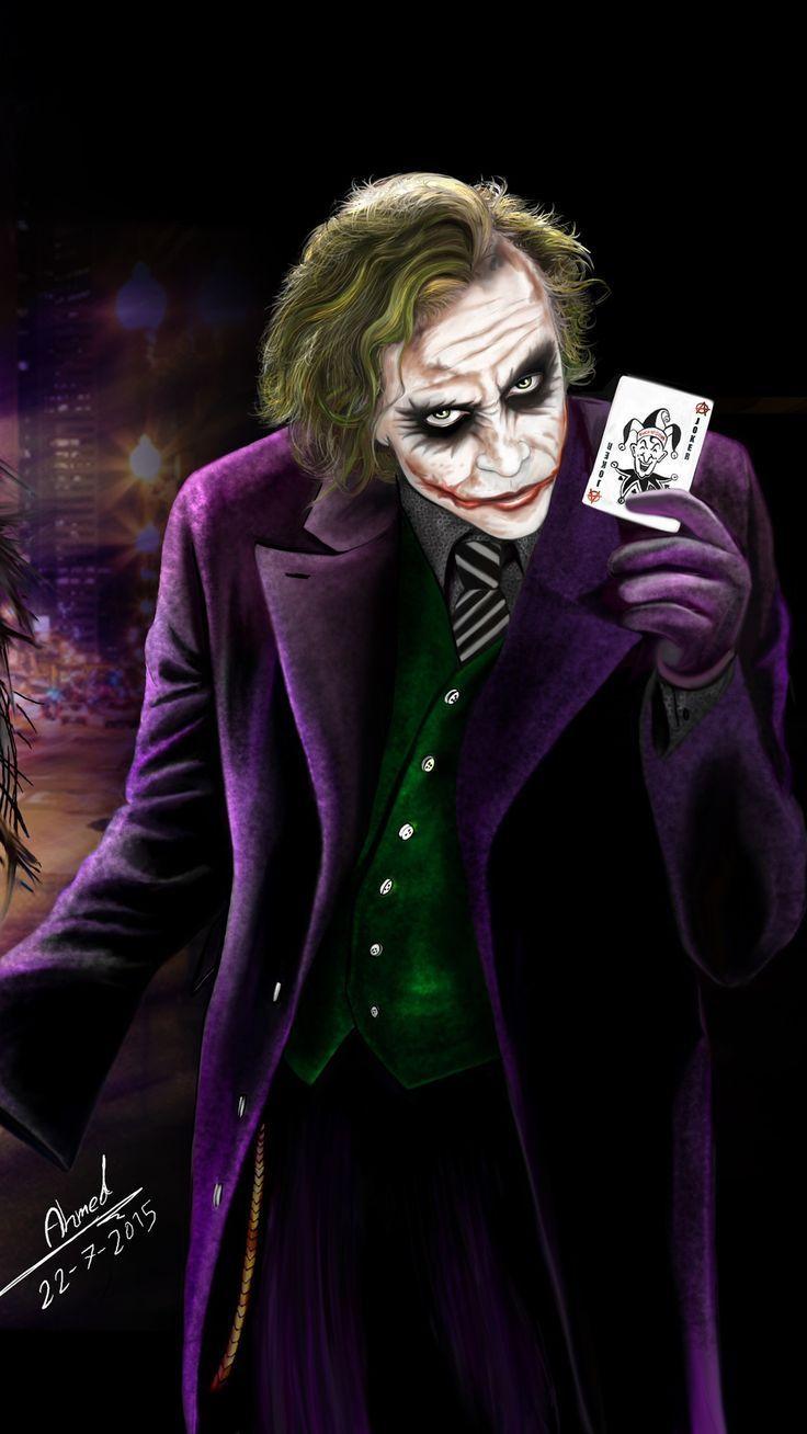 Pin On Funny Joker Art Joker Iphone Wallpaper Joker