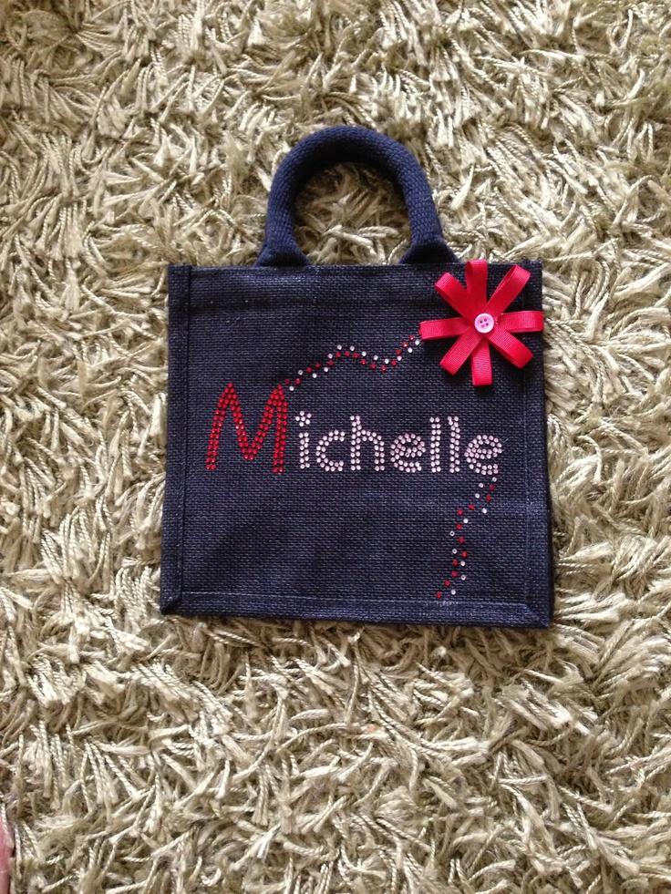 Personalised Jute Bag Personalised Jute Bagsbusiness Ideasjutehandbags