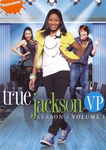 True Jackson, VP: Season 1, Vol. 1 [2 Discs] [DVD]