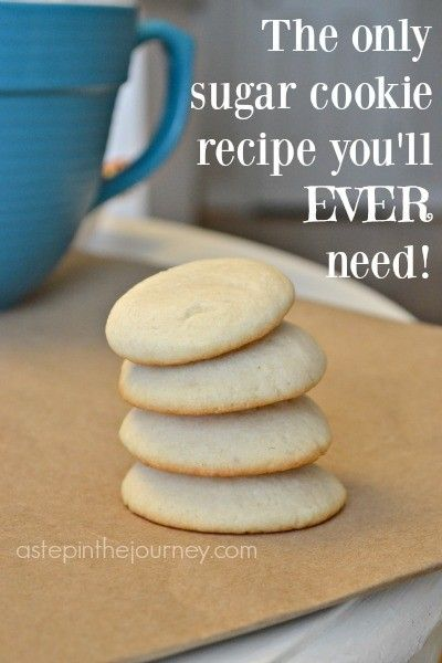 The only sugar cookie recipe you'll ever need! #TheDessertDebate #ad