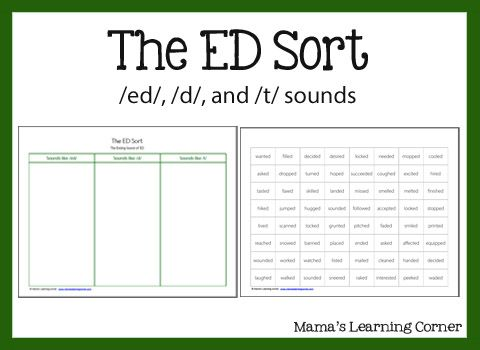 This post contains my referral links.  View my disclosure policy here. This past week in spelling, my son and I studied the vowel suffix ED.  We are currently in All About Spelling Level 3, which introduces the three different sounds that the suffix ED makes when added to a base word. One of the activities was …