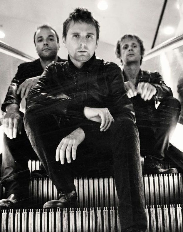 Muse #muse #rockmusic #music via Jamie Farmer  www.facebook.com/tiwmusic