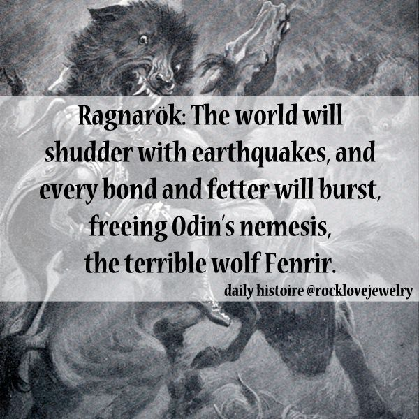 Norse Pagan Quotes Quotesgram: 21 Best Ragnarok Images On Pinterest