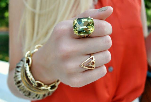I love my Chloe and Isabel ring! #chloeandisabel