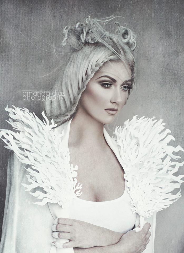 Amanda Diaz Photography  Hair: Michelle Oliver MUA: Renee Rampersad Model: Britt P                                                                                                                                                                                 More                                                                                                                                                                                 More