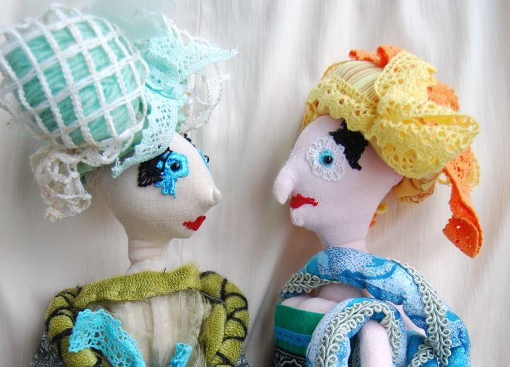 Anya és lánya 1 (Rongyboszi és Leonóra)