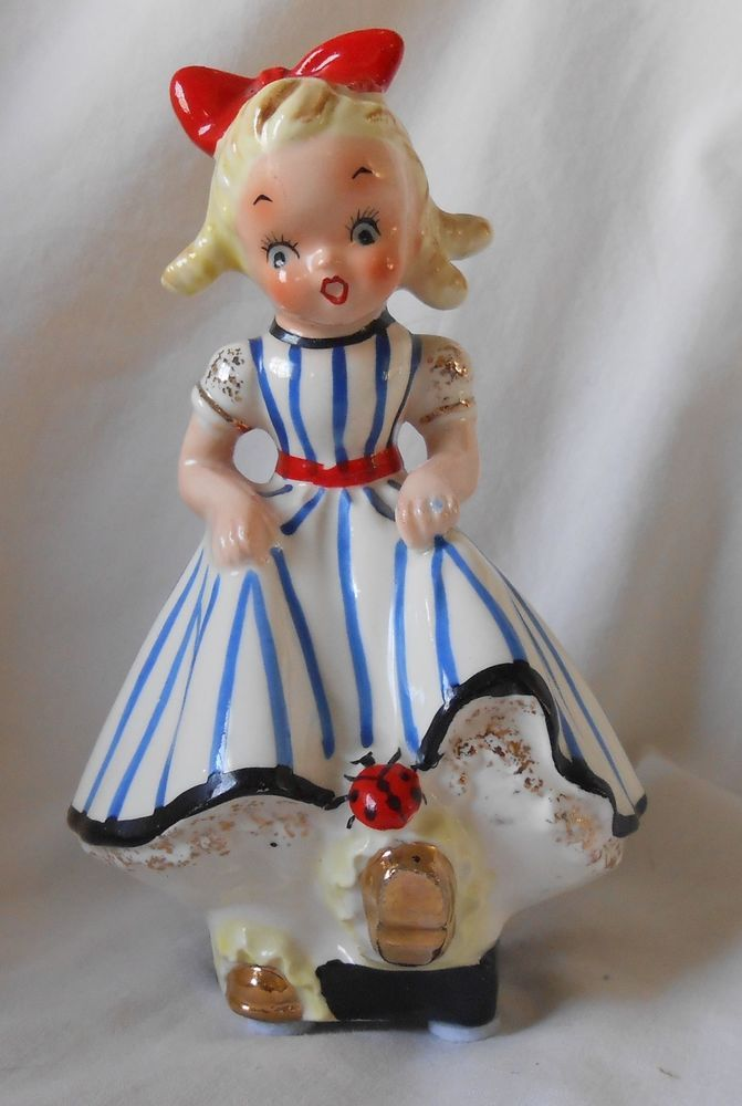 1096 Best Vintage Collectibles Images On Pinterest Figurines Kitsch And Figurine