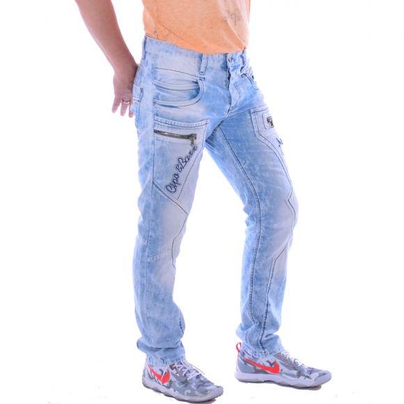 Cipo & Baxx Herren Denim Jeans Hose CD272
