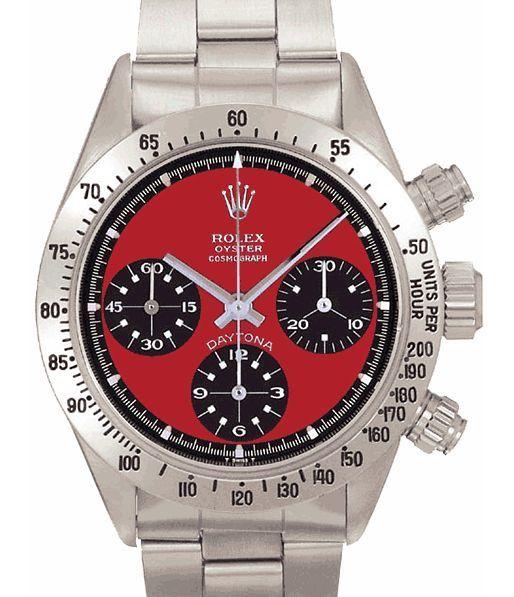 "Rolex Cosmograph Daytona ""Paul Newman ""Edition red"