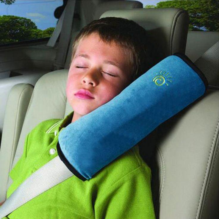 Baby Trauerweide Auto Auto-sicherheits-sicherheitsgurt Harness Schulterpolster Kinderschutzbezüge Unterstützung Stabilisator Oreiller