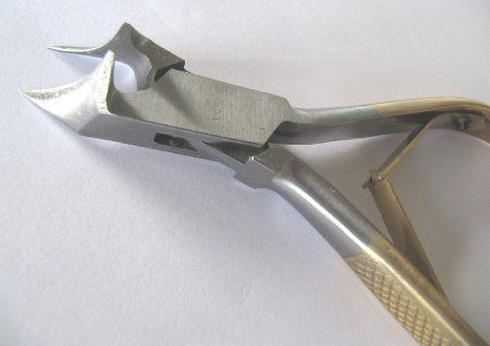 Professional Quality Heavy Duty Ingrowing Toe Nail Clippers Nails Nippers for Chiropody or Podiatry: Amazon.co.uk: Beauty