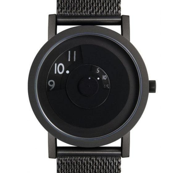 Reveal Black Classic Watch