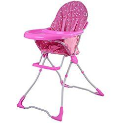 Pink High Chairs