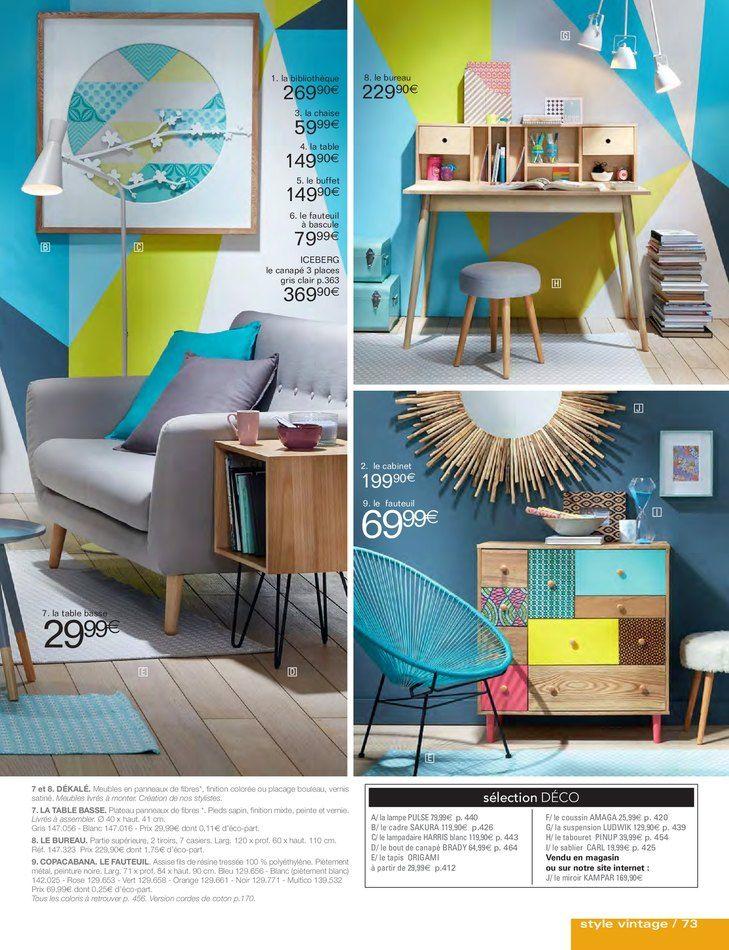 perfect catalogue et promotions de maisons du monde with. Black Bedroom Furniture Sets. Home Design Ideas