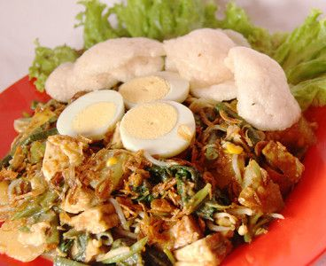 Gado-Gado Betawi Special | Harga: Rp 10.000/porsi