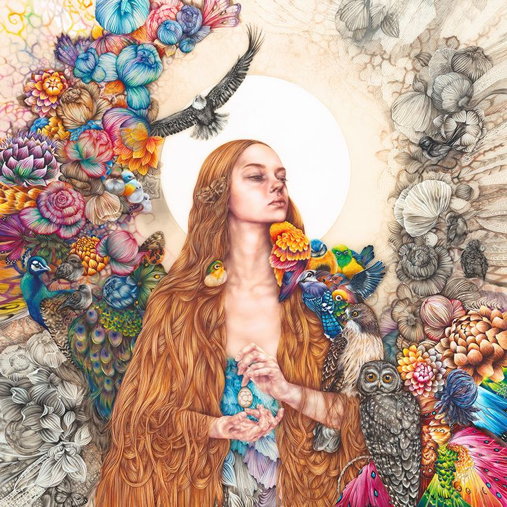New - Daughter of Gaia 2015