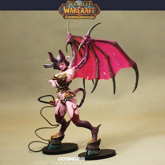 Succubus from World of Warcraft by elorhir.deviantart.com