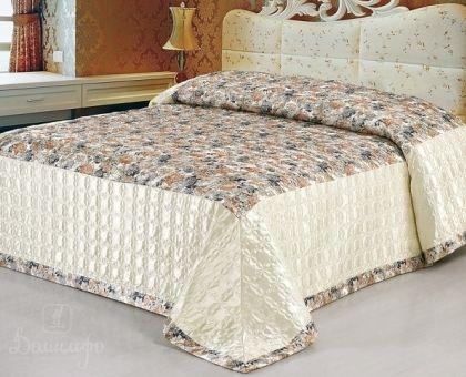 Купить покрывало стеганое атласное УЛИГАТТЕ 220х240 от производителя SL (Китай)