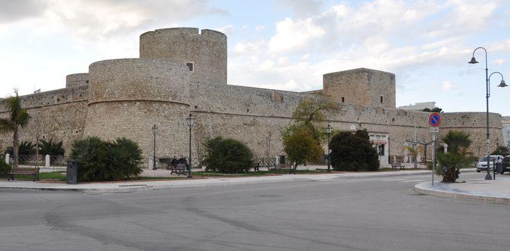 Foggia Manfredonia Castello