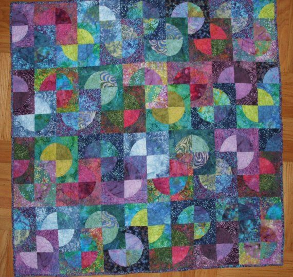 17 Best Images About Quilt Gallery Batiks And Watercolors