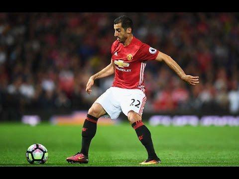 Henrikh Mkhitaryan vs West Ham United (Home )27.11.2016