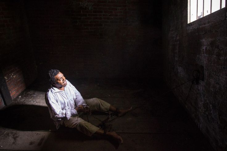 Anatomy of a Scene: Solomon Northup Chained in '12 Years a Slave'