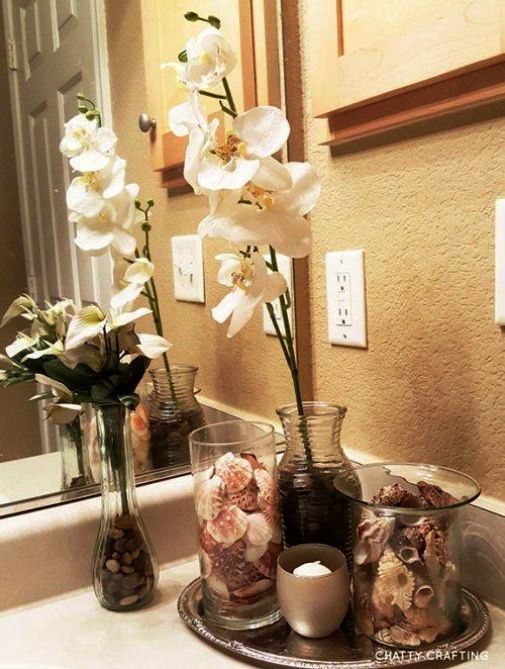 Trendy Small Bathroom Decorating Ideas Uk ;D Small Bathroom