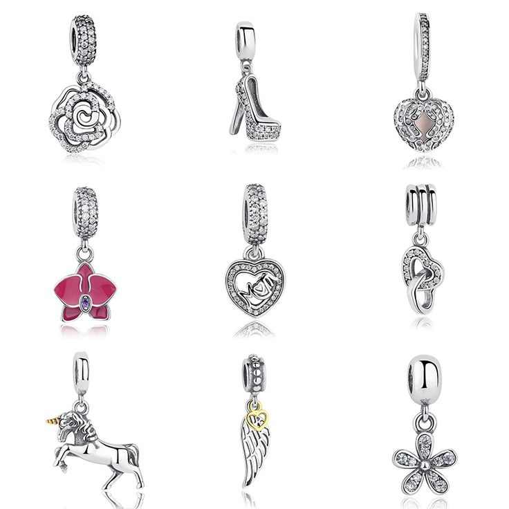 Pandora Style Dangle Charms //Price: $14.99 & FREE Shipping //     #hashtag1