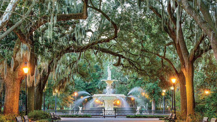 Savannah, GA: The perfect destination for your next weekend getaway