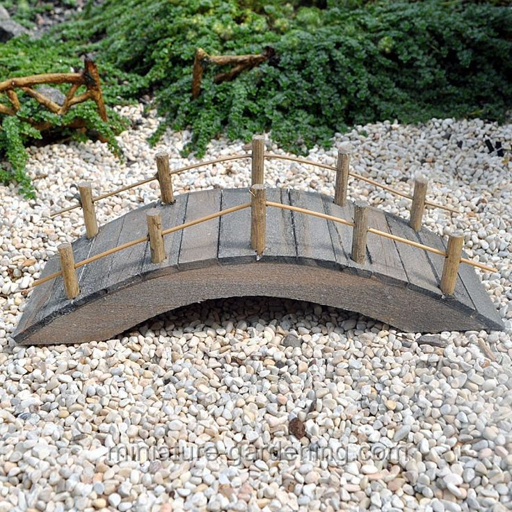 1000 Images About Mini Garden Bridges On Pinterest 400 x 300