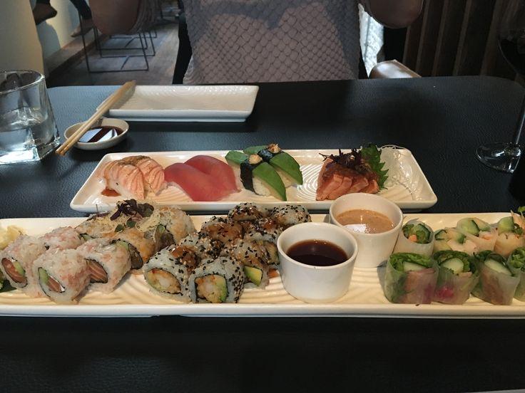 Sticks n Sushi, Covent Garden