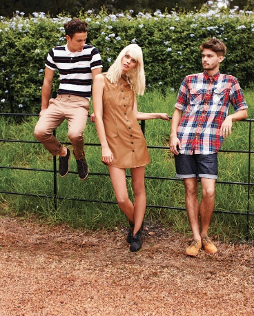 There is no brand more quintessentially English then Ben Sherman.