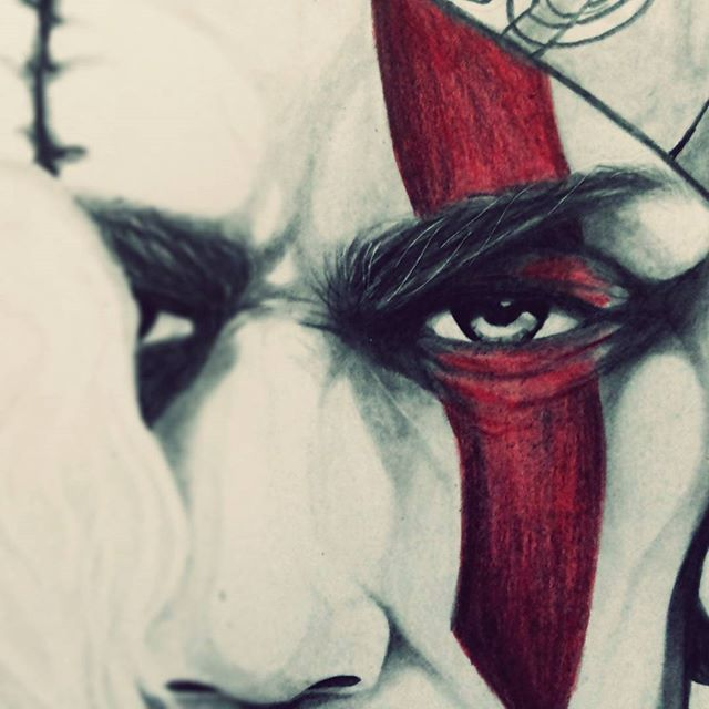Instagram media darkabanatattoo , Kratos thug life thuglife kratos  godofwar game