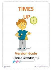 Time's up pour enfants - Cartes à télécharger et imprimer.