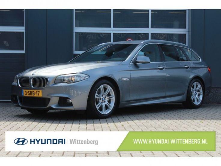 BMW 5 Serie  Description: BMW 5 Serie Touring 520D EXECUTIVE M SPORT AUT. | Leer | Navigatie | Cruise Control | Climate Control | - 5222579-AWD  Price: 396.25  Meer informatie