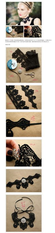 love chokers :) this is a must try..
