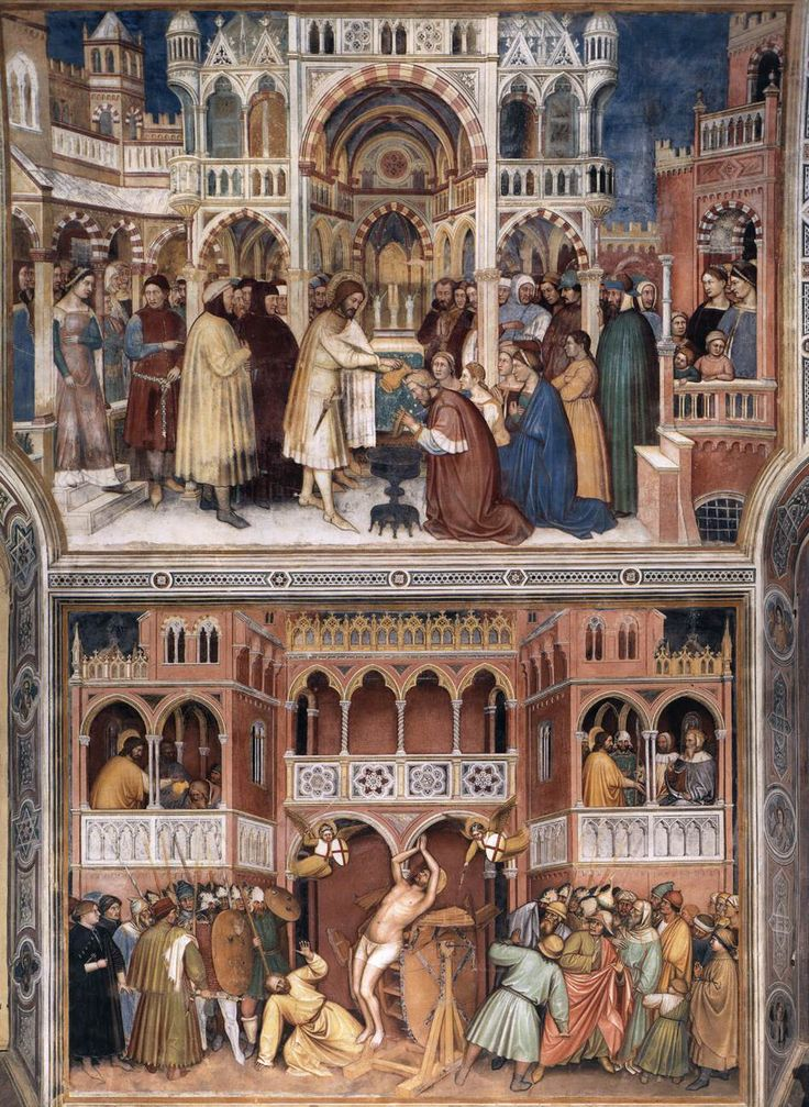 11 best altichiero images on pinterest christian art for Style e arredo san giorgio
