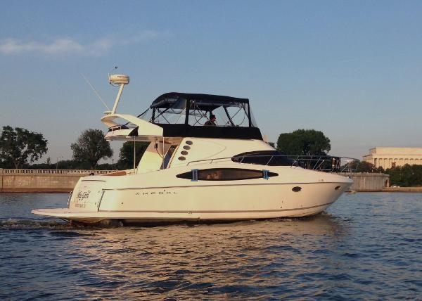 2003 Regal 3880 Sedan Bridge boat for sale