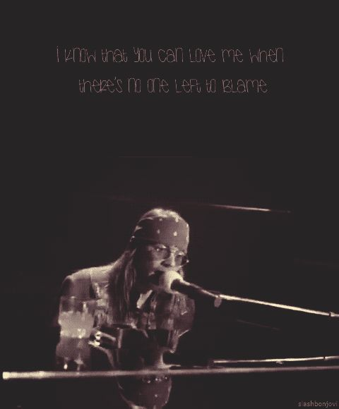 Guns N Roses - Axl Rose