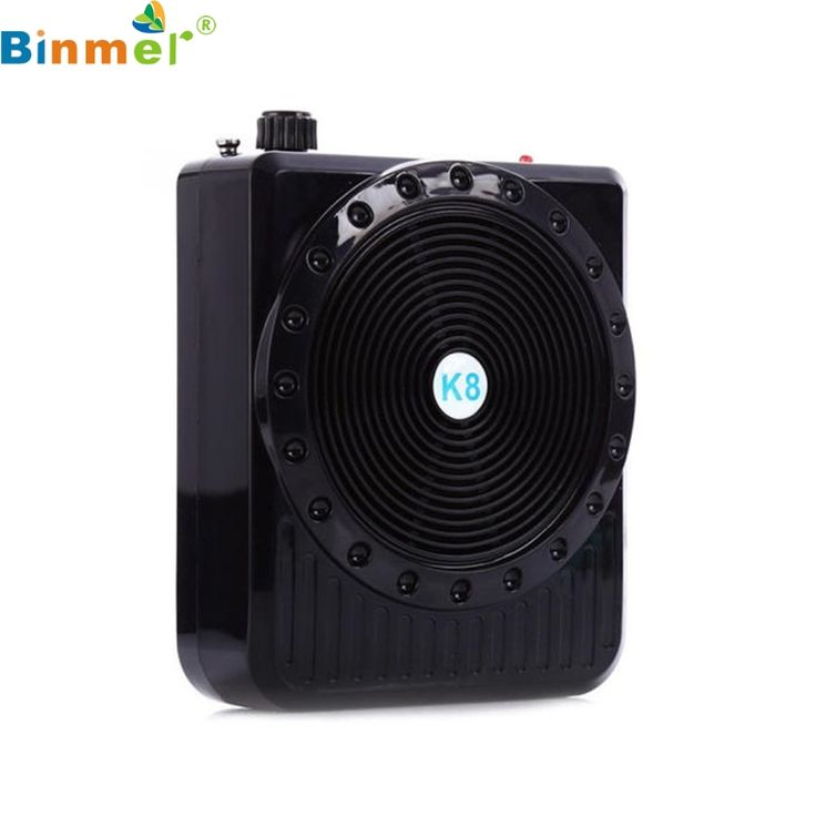 Binmer Factory Price Loudspeaker Microphone Amplifier Mini Portable Megaphone for Teaching Guide Nov8 Drop Shipping